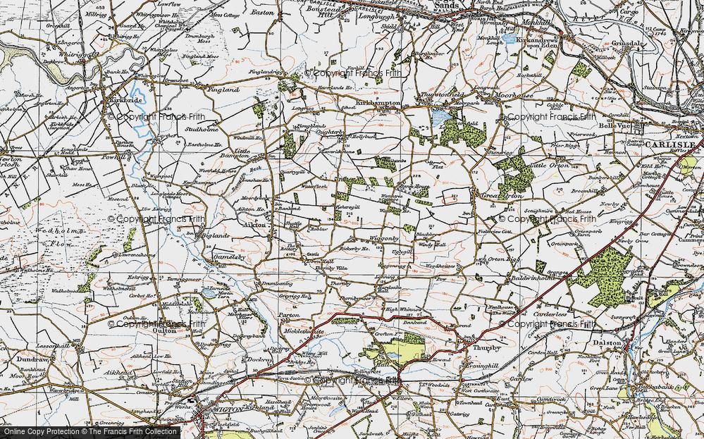 Wiggonby, 1925