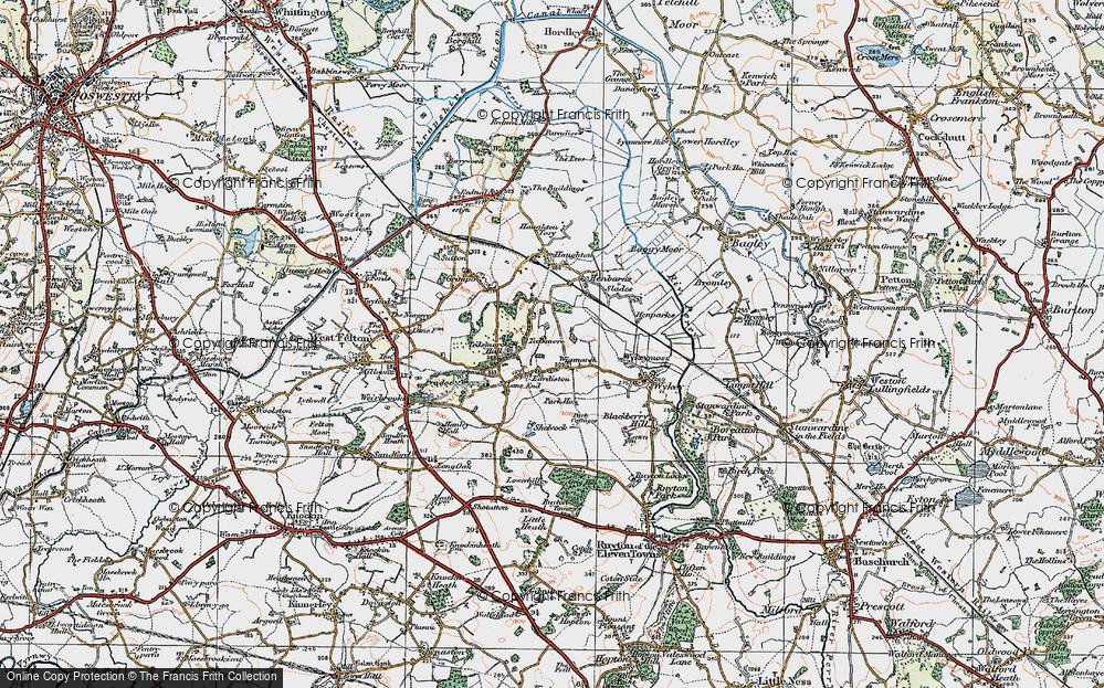 Wigmarsh, 1921