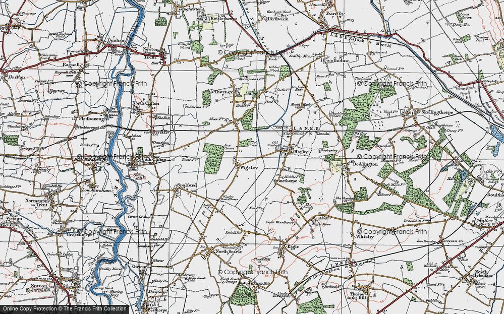 Wigsley, 1923