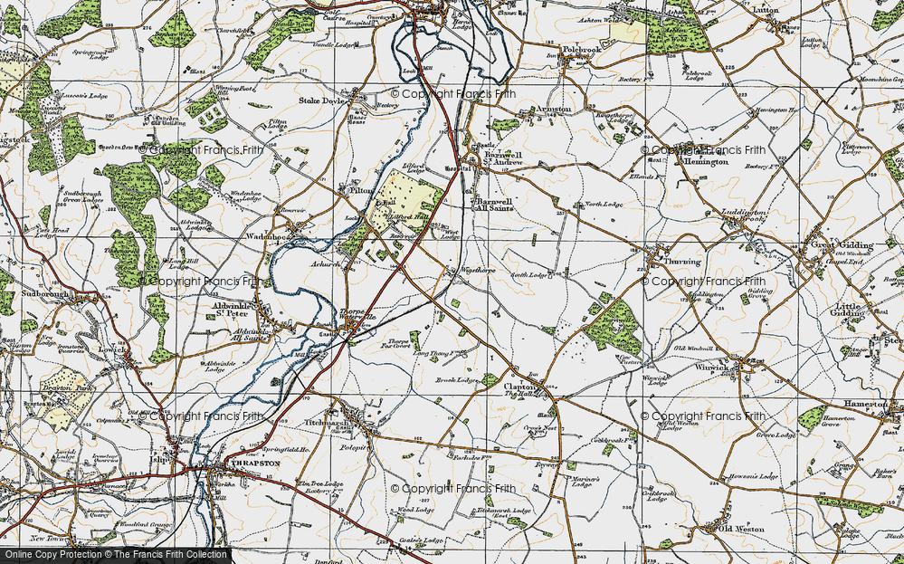 Wigsthorpe, 1920