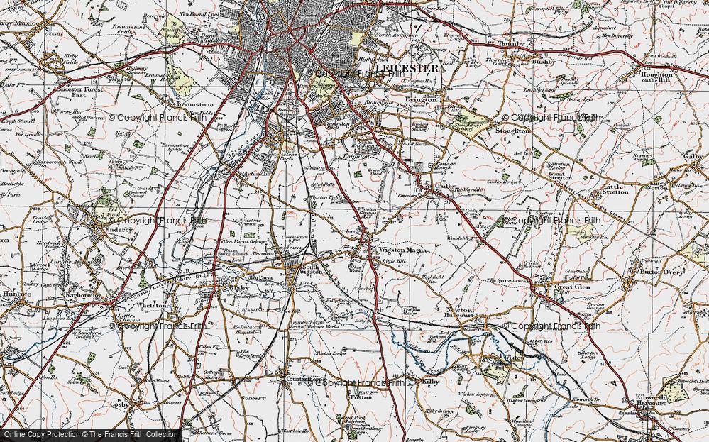 Wigston, 1921