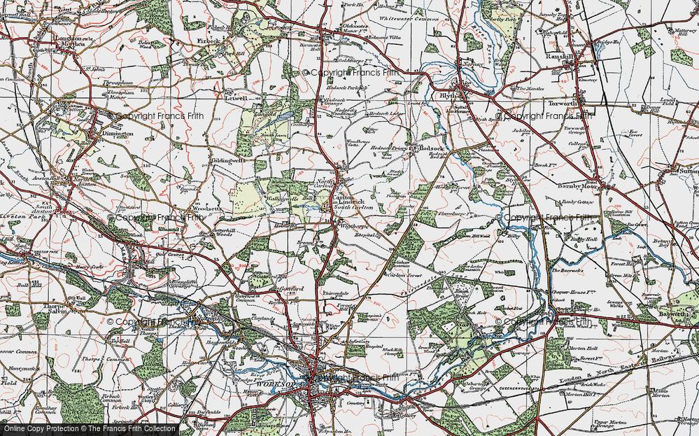 Wigthorpe, 1923