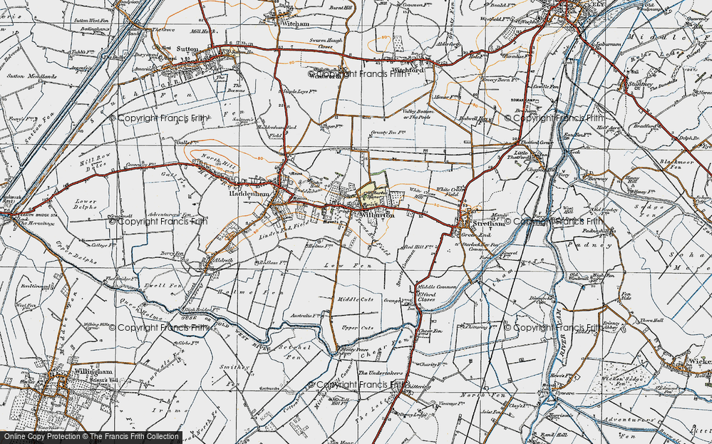 Wilburton, 1920