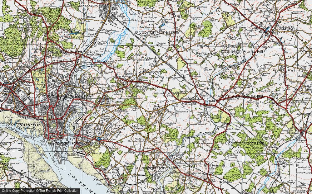 Wildern, 1919