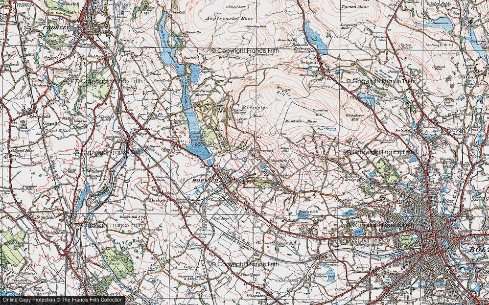 Wilderswood, 1924