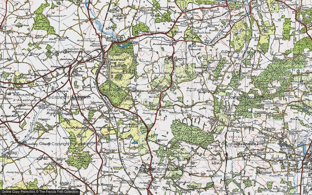 Wildhill, 1920