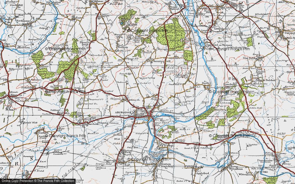 Wildmoor, 1919