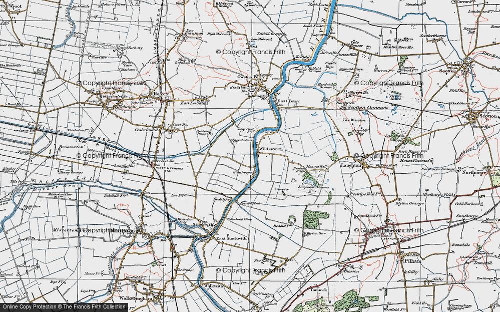 Wildsworth, 1923