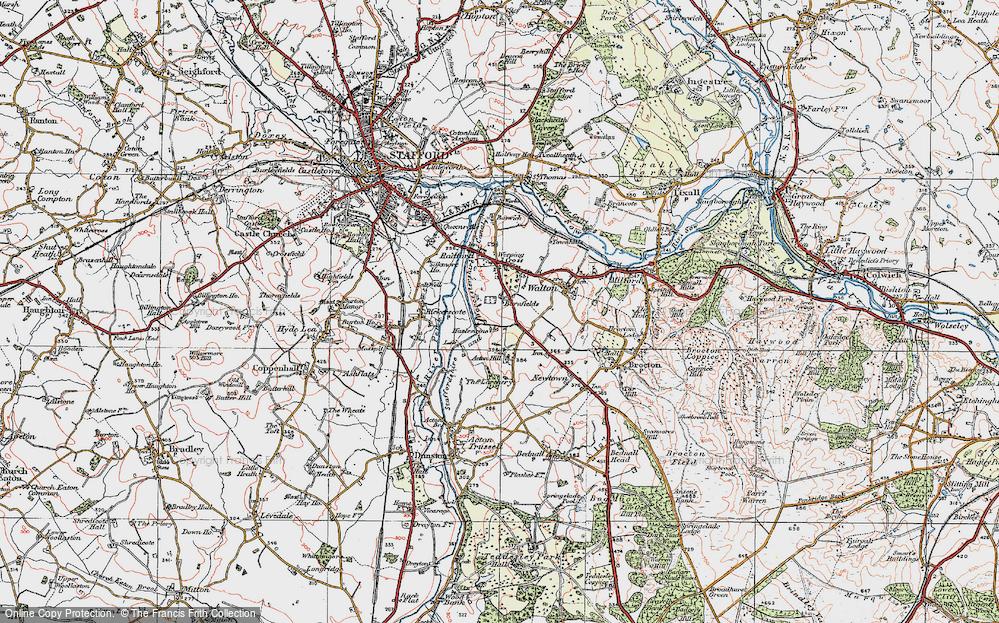 Wildwood, 1921