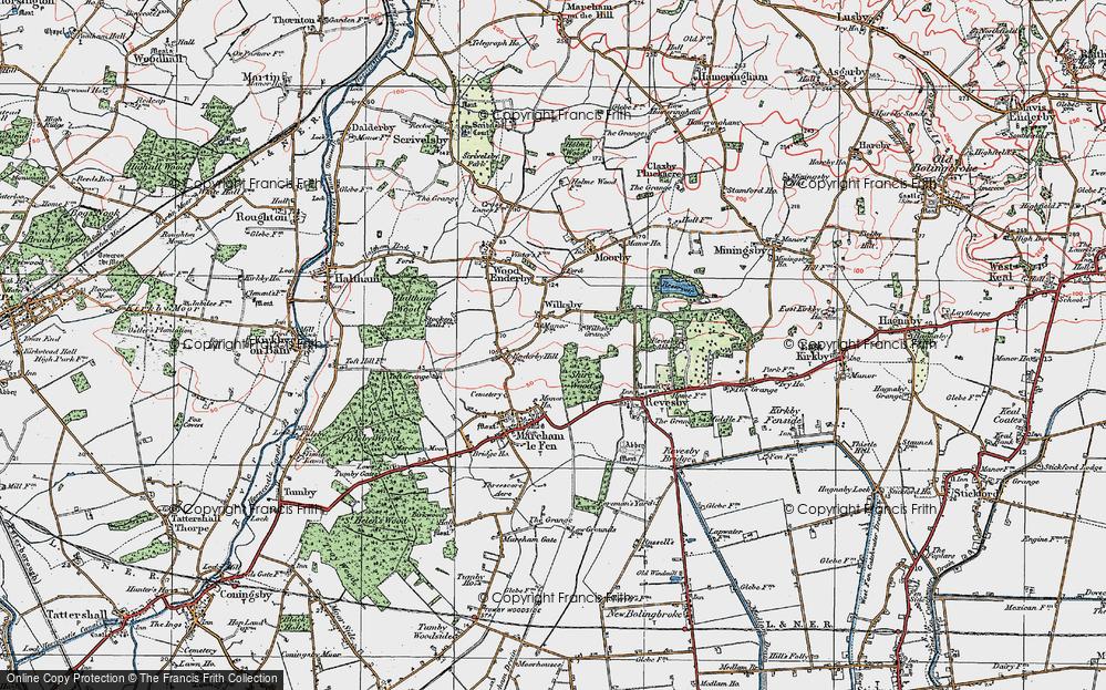 Wilksby, 1923