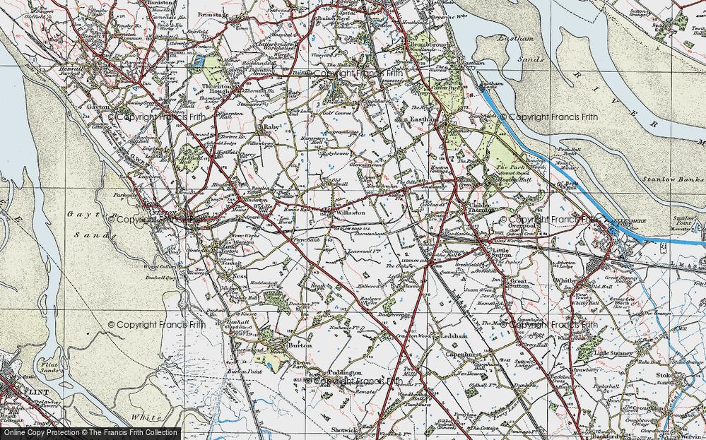 Willaston, 1924