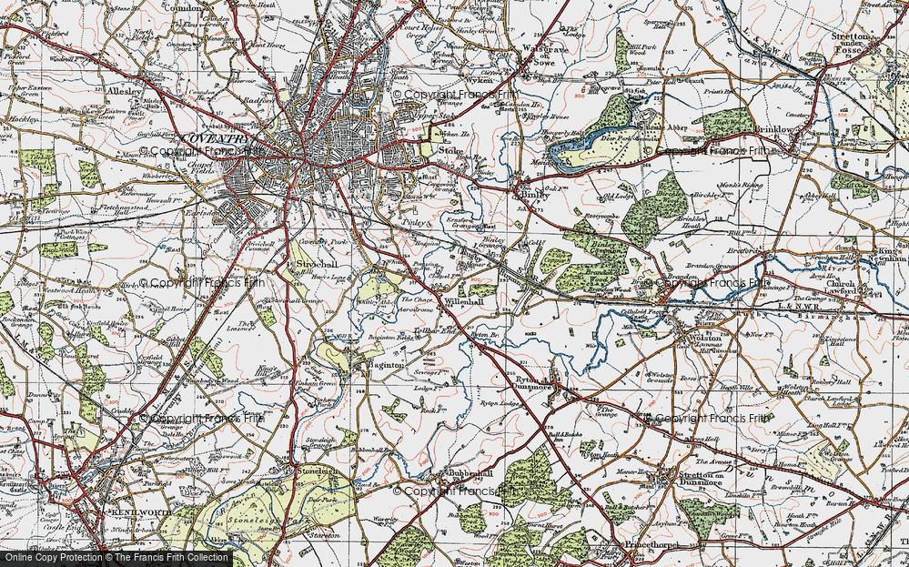 Willenhall, 1920