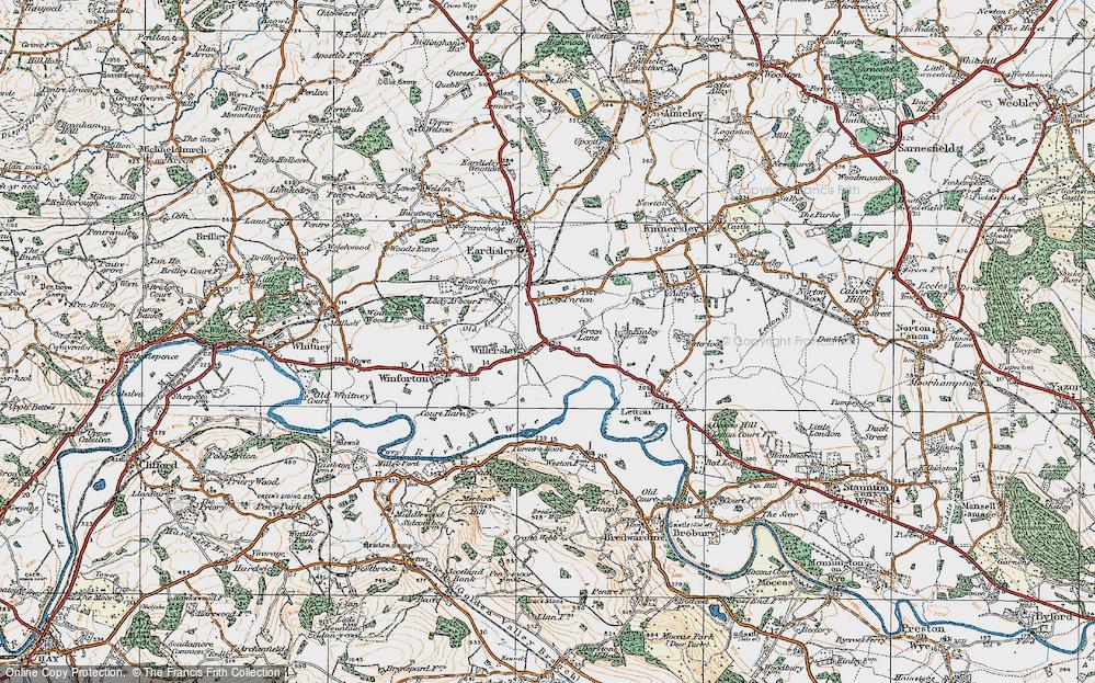 Willersley, 1920