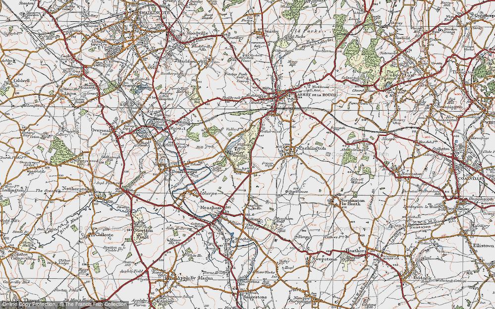Willesley, 1921
