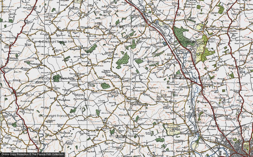 Willisham, 1921