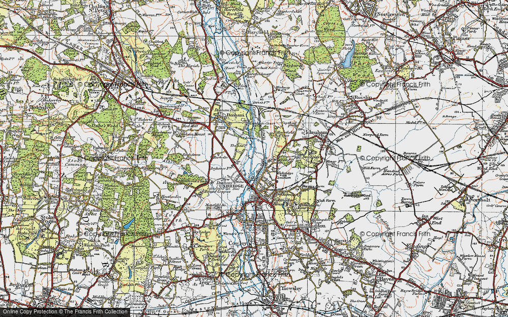 Willowbank, 1920