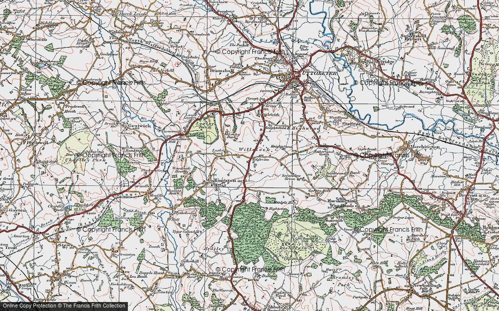 Willslock, 1921