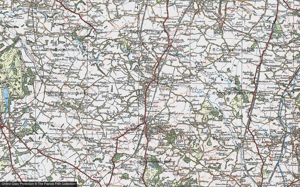 Wilmslow, 1923