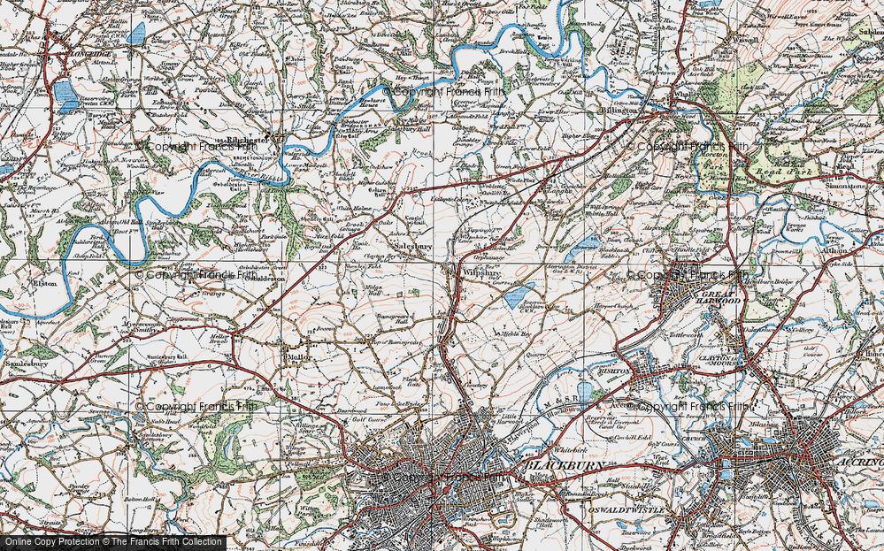 Wilpshire, 1924