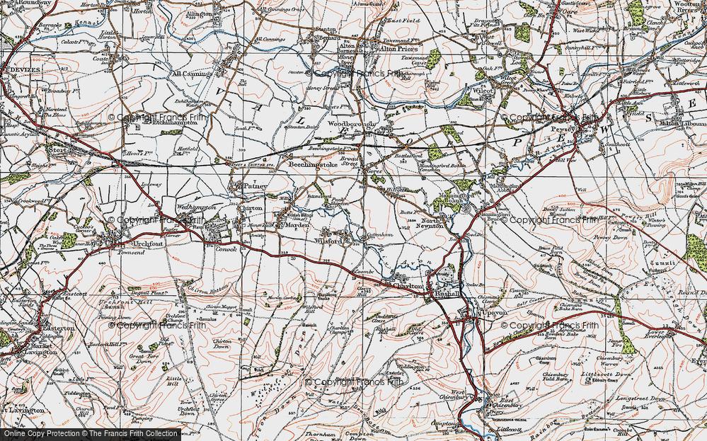 Wilsford, 1919