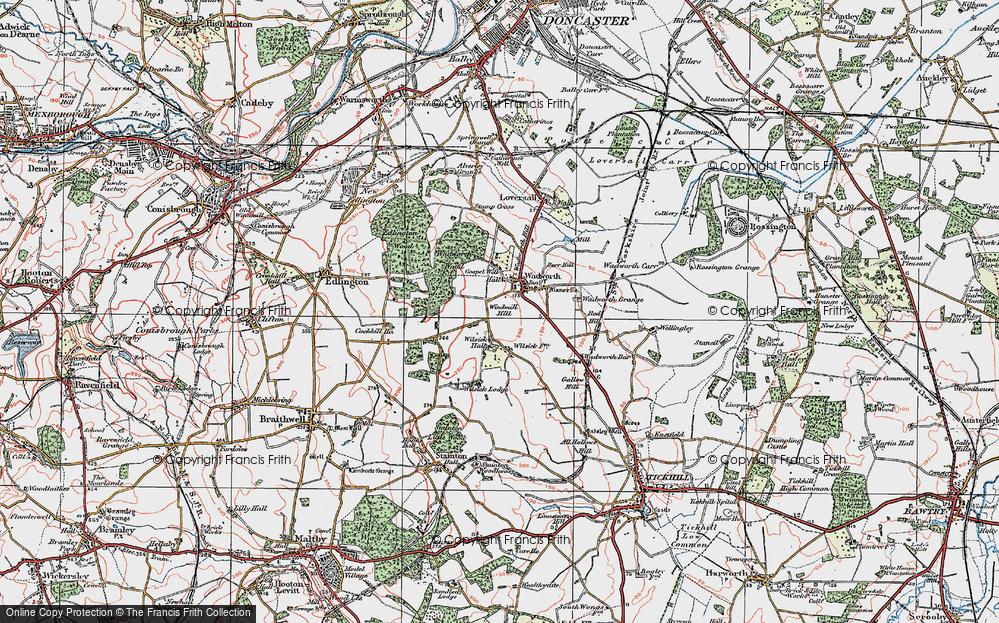 Wilsic, 1923