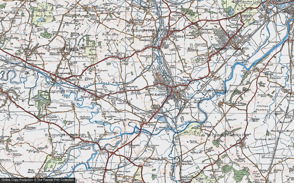 Wilsthorpe, 1921