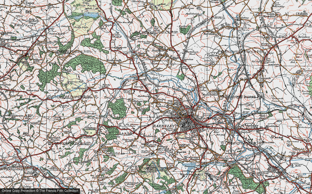 Wilthorpe, 1924