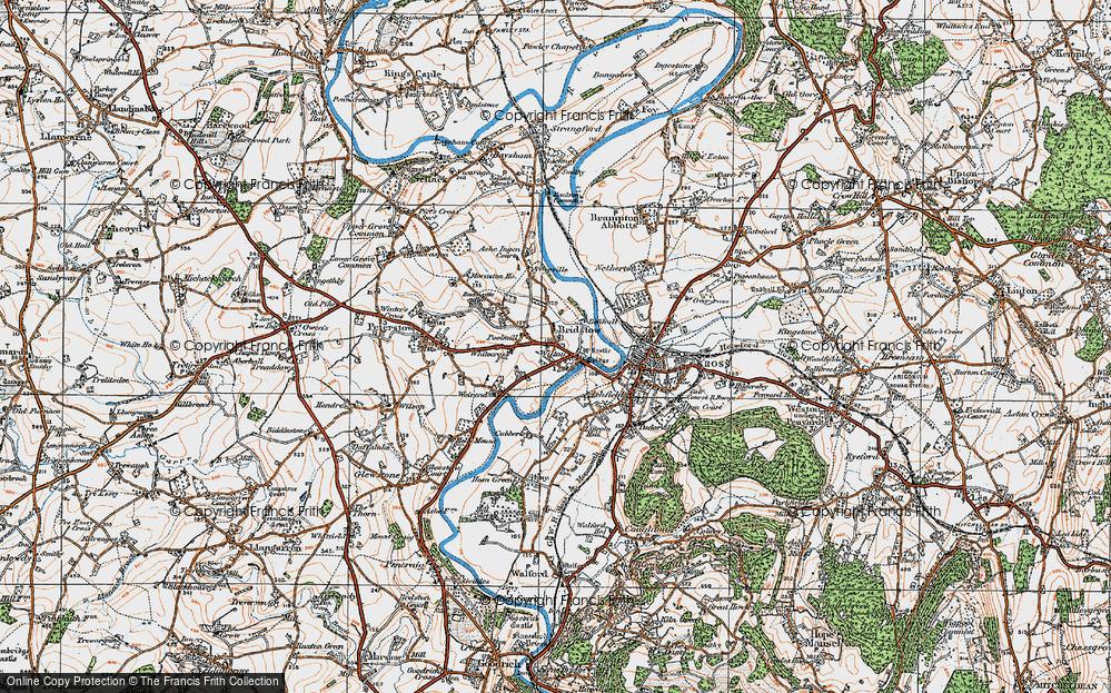 Wilton, 1919