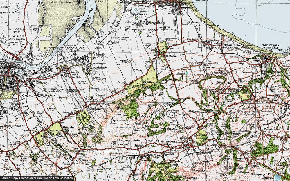 Wilton, 1925