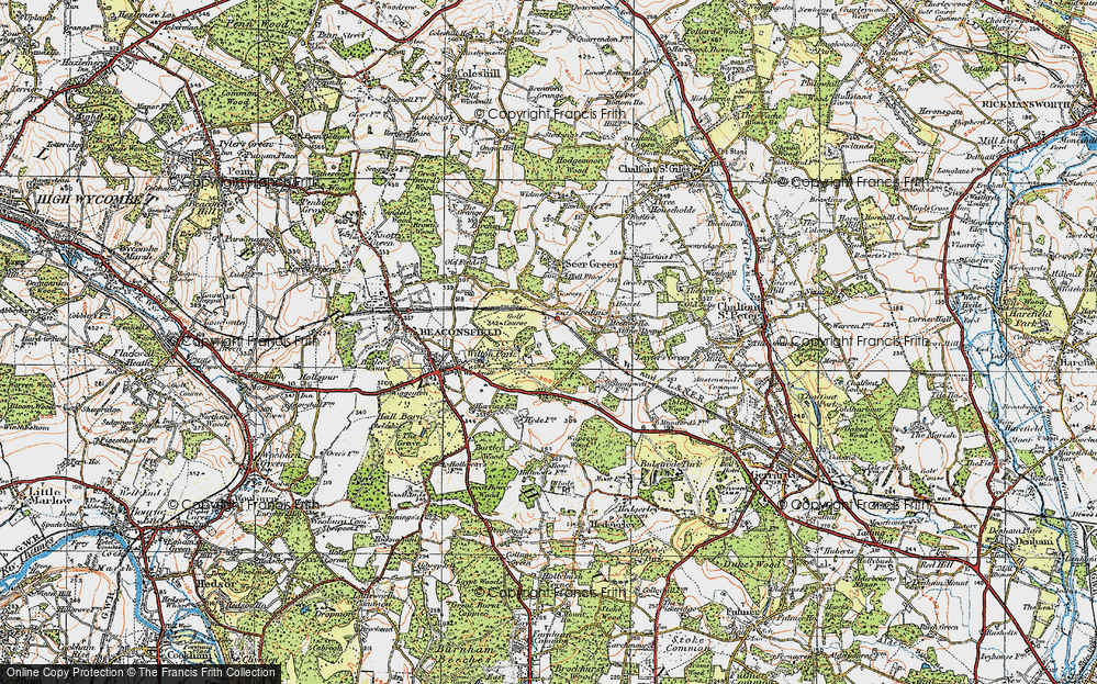 Wilton Park, 1920