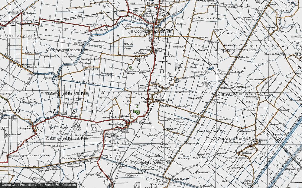 Wimblington, 1920