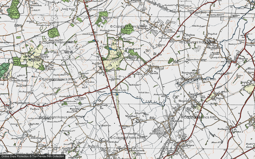 Wimpole, 1920