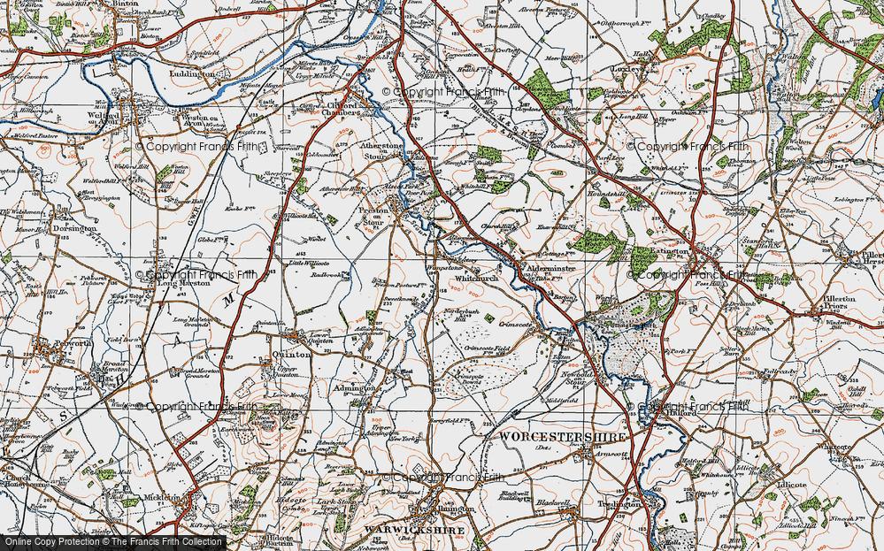 Wimpstone, 1919