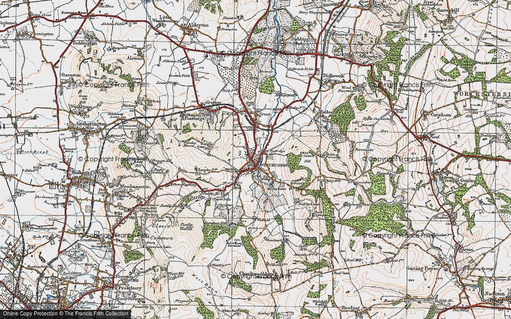 Winchcombe, 1919