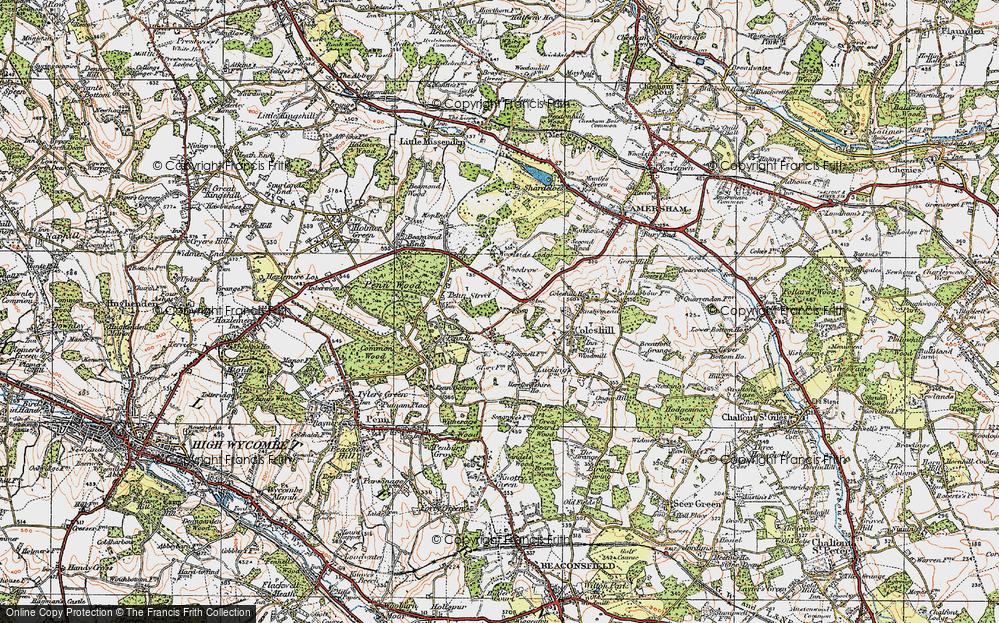 Winchmore Hill, 1920