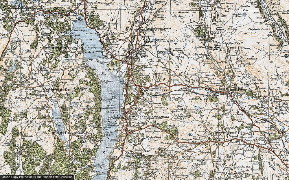 Windermere, 1925