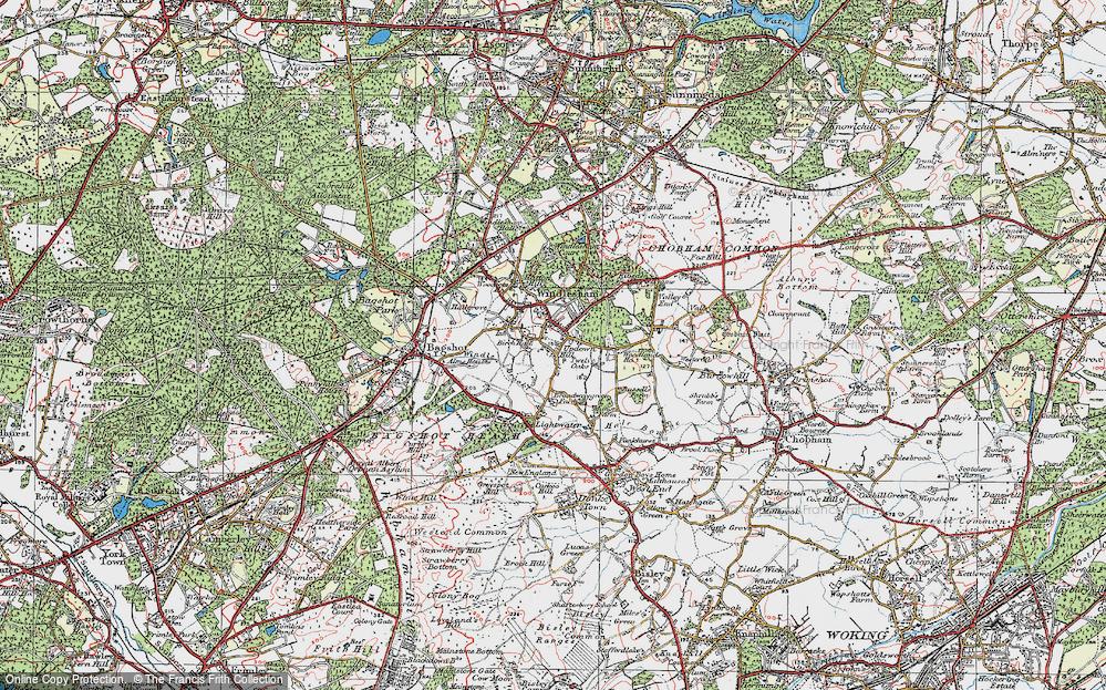 Windlesham, 1920