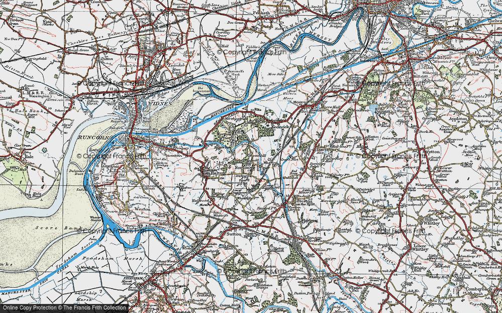 Windmill Hill, 1923