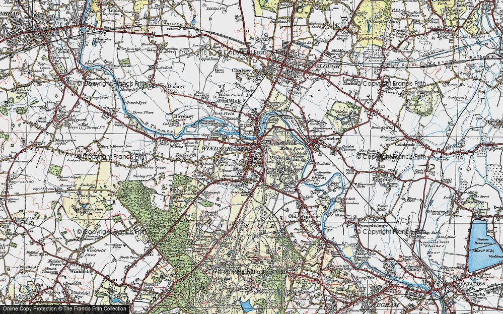 Windsor, 1920