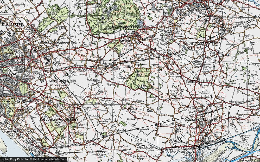 Windy Arbor, 1923