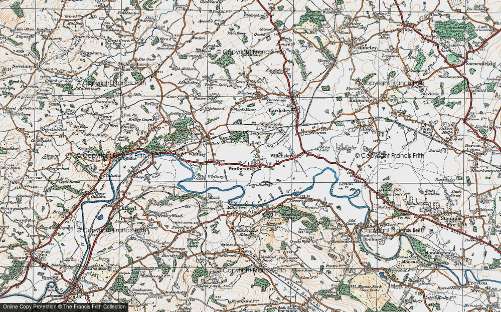 Winforton, 1919