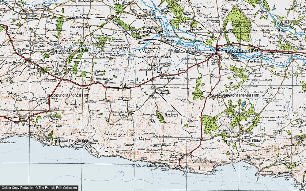 Winfrith Newburgh, 1919