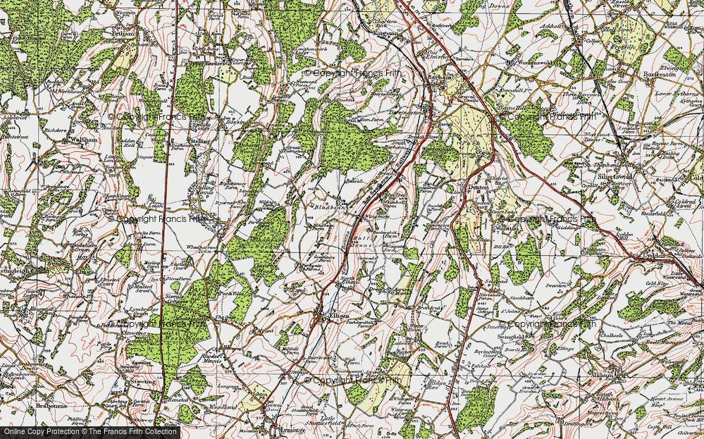 Wingmore, 1920