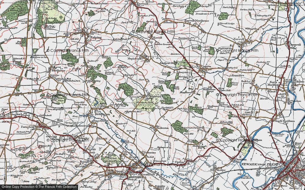 Winkburn, 1923