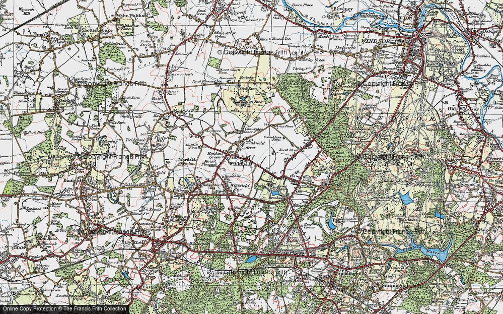 Winkfield, 1919