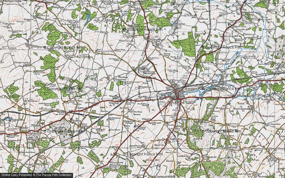 Winklebury, 1919