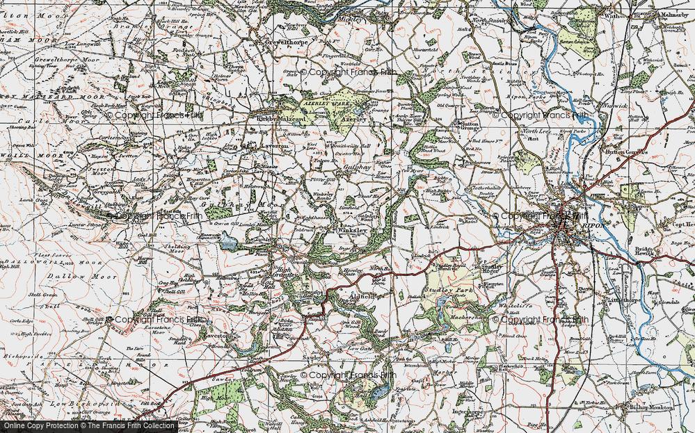 Winksley, 1925