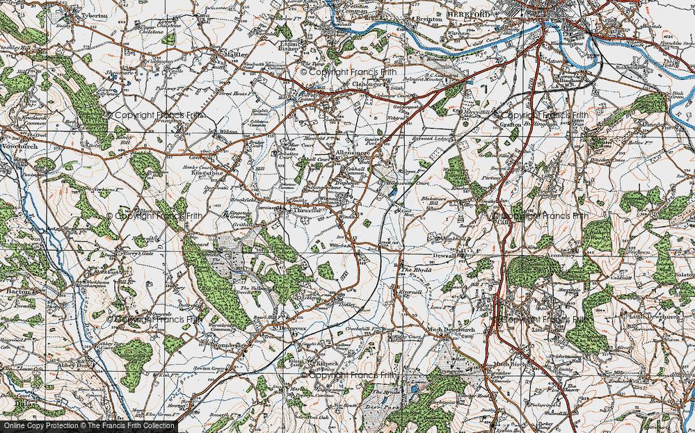 Winnal, 1920