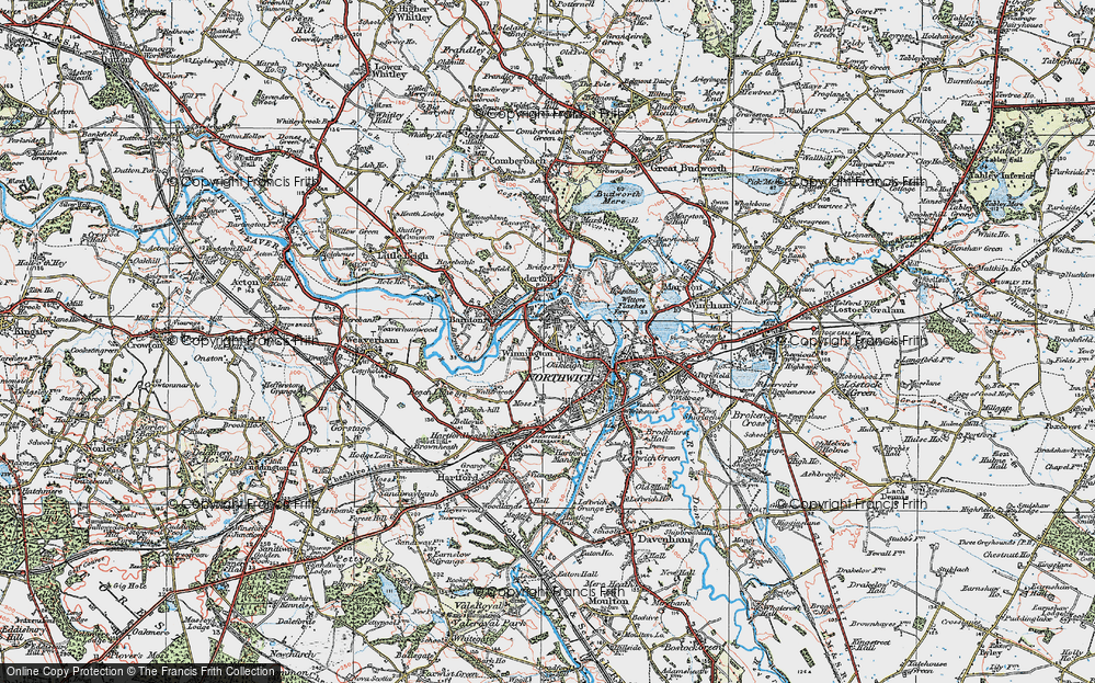 Winnington, 1923