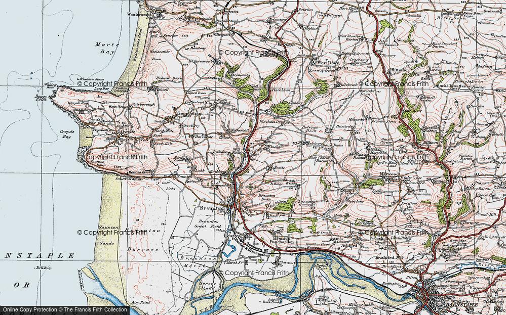 Winsham, 1919